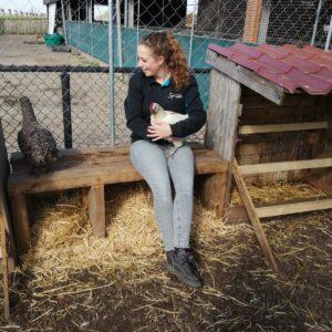 Wendy I Zorgboerderij de Polder