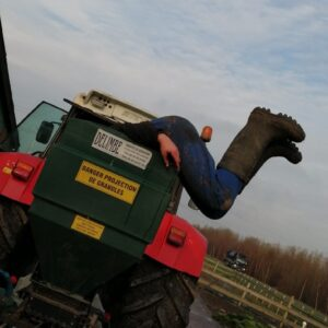 Tom I Zorgboerderij de Polder Etten-Leur
